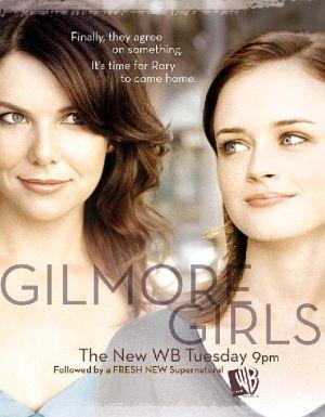 Gilmore Girls 529x679