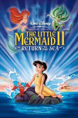 The Little Mermaid II: Return to the Sea 1200x1812