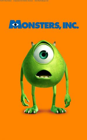 Monsters, Inc. 640x1024