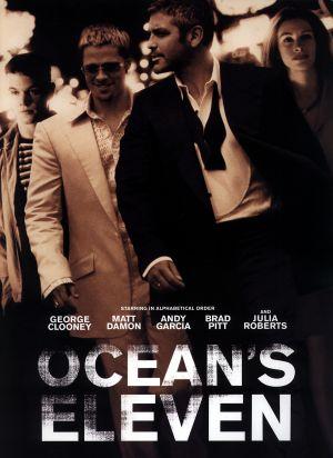 Ocean's Eleven 1721x2362