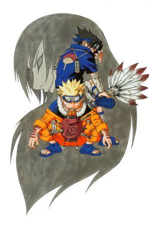 Naruto 1848x2808