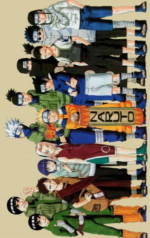 Naruto 2116x3352
