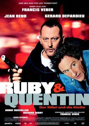 Ruby & Quentin - Der Killer und die Klette 494x700