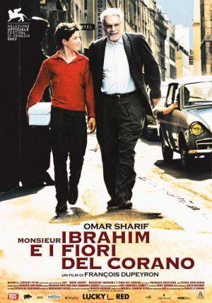 Monsieur Ibrahim und die Blumen des Koran 500x714