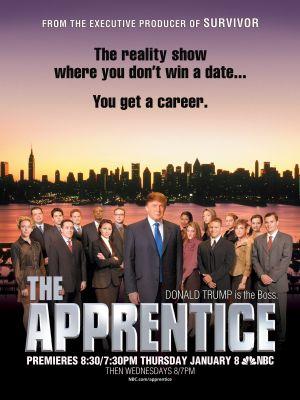 The Apprentice 2479x3308