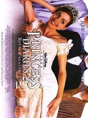 The Princess Diaries 2: Royal Engagement 375x500