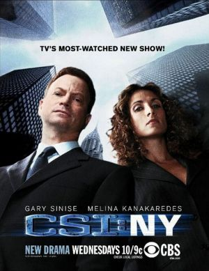 CSI: NY 664x862
