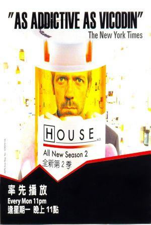 Dr. House 955x1418