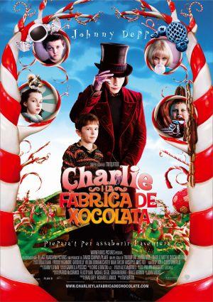 Charlie and the Chocolate Factory 2224x3150