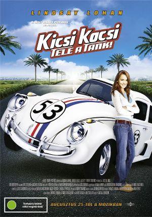 Herbie Fully Loaded - Ein toller Käfer startet durch 600x858