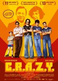 C.R.A.Z.Y. - Verrücktes Leben poster