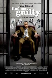 Find Me Guilty: The Jackie Dee Story poster