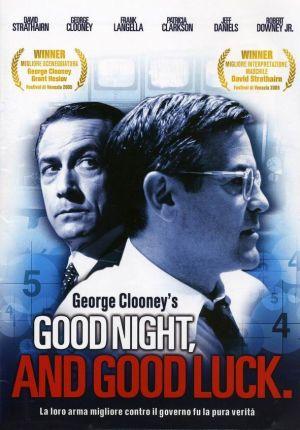 Good Night, and Good Luck. 591x848