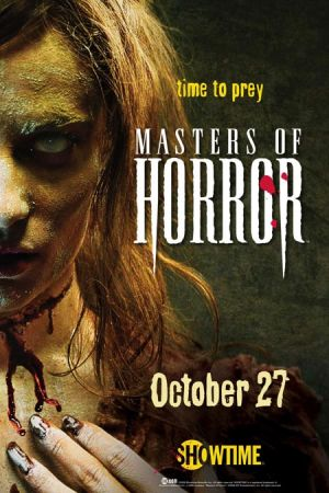 Masters of Horror 450x675