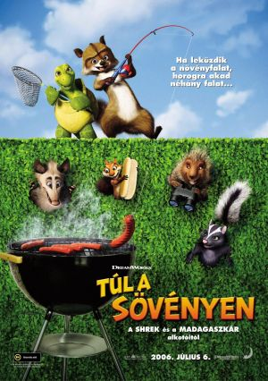 Over the Hedge 950x1348