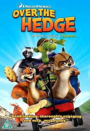 Over the Hedge 907x1308