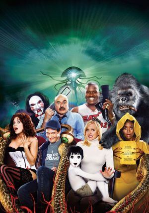 Scary Movie 4 2040x2908