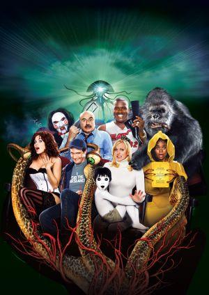 Scary Movie 4 2067x2923