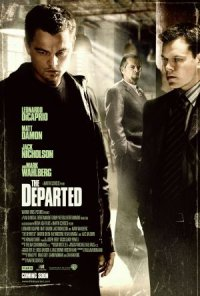 The Departed - Il bene e il male poster