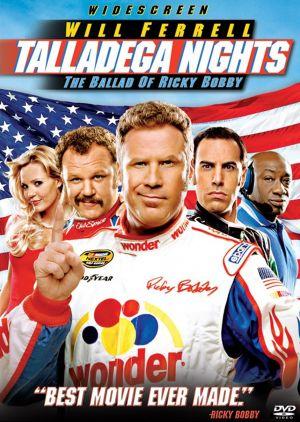 Talladega Nights: The Ballad of Ricky Bobby 941x1323