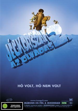 Ice Age 2 - Jäätikkö sulaa 600x858