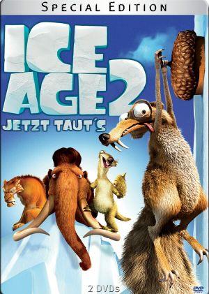 Ice Age 2 - Jäätikkö sulaa 600x842
