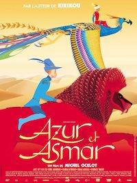 Azur i Asmar poster
