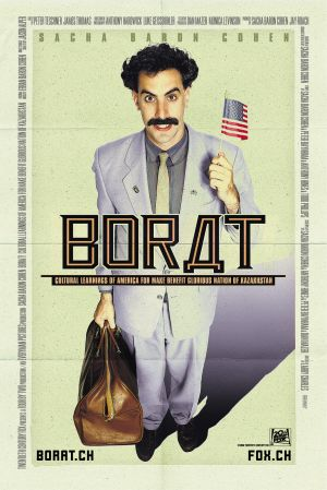 Borat: Cultural Learnings of America for Make Benefit Glorious Nation of Kazakhstan 1347x2014