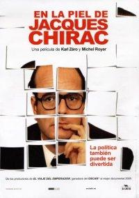 Dans la peau de Jacques Chirac poster