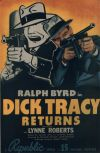 Dick Tracy Returns Poster