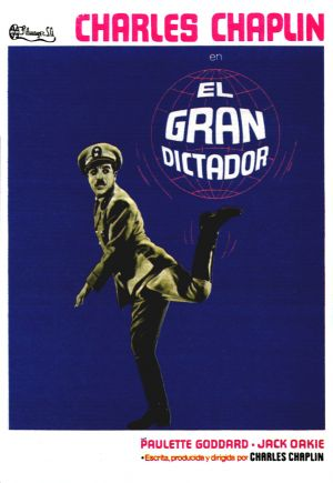 The Great Dictator 1724x2500