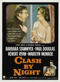 Clash by Night poster