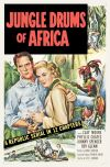 Jungle Drums of Africa Poster