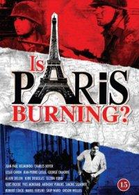 Paris brûle-t-il? poster