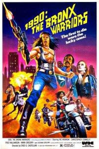 1990: I guerrieri del Bronx poster