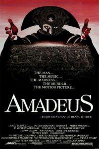 Амадей poster