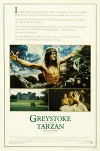 Greystoke: The 7th Earl Lord John Clayton, Tarzan of the Apes poster