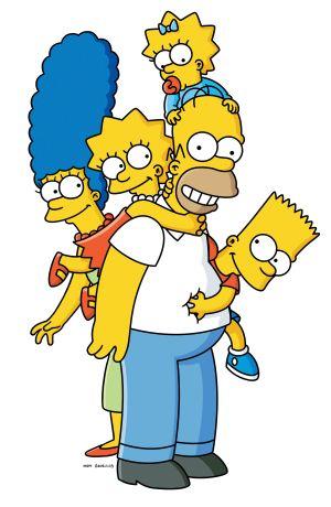 Die Simpsons 2700x4140