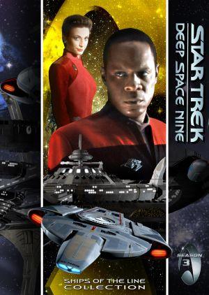 Star Trek: Deep Space Nine 1545x2174