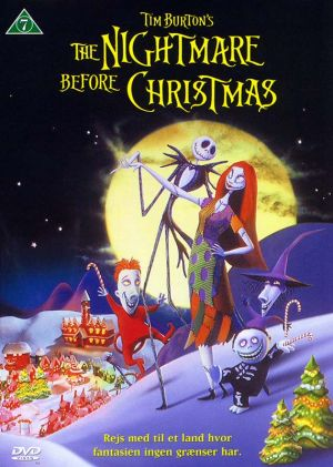 The Nightmare Before Christmas 570x800