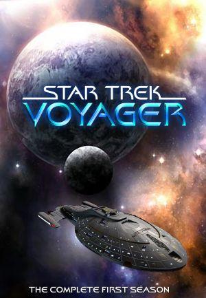Star Trek: Voyager 1504x2171