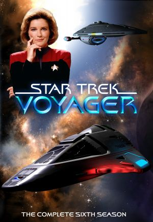 Star Trek: Voyager 1501x2175