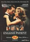 The English Patient Poster