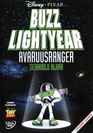 Buzz Lightyear - Avaruusranger: Seikkailu alkaa 704x1000