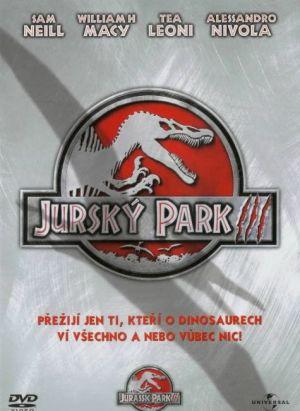 Jurassic Park III 475x651
