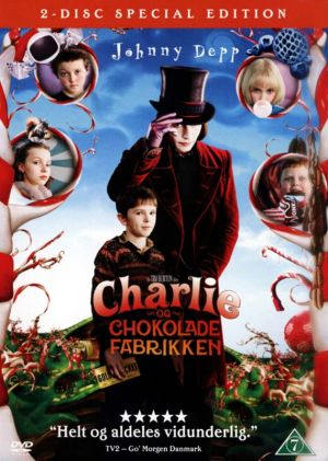 Charlie and the Chocolate Factory 570x800