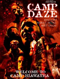 Camp Daze poster