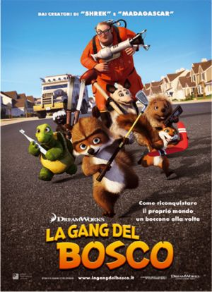 Over the Hedge 420x580