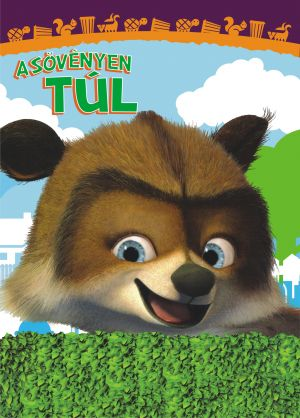 Over the Hedge 2398x3343