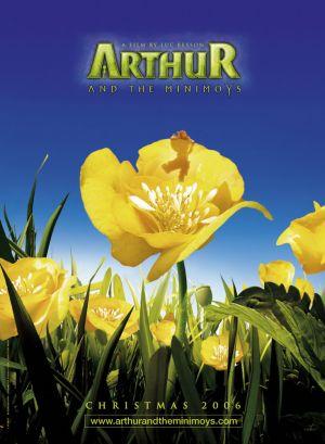 Arthur und die Minimoys 734x1000